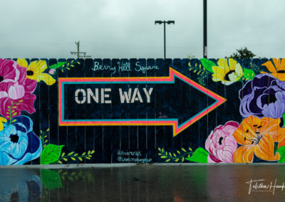Nashville Berry Hill Murals