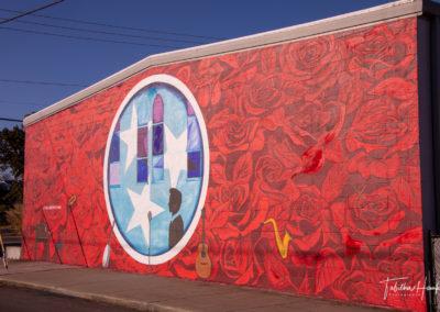 WeHo District Nashville Murals 2