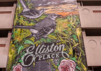 West End Nashville Murals 33
