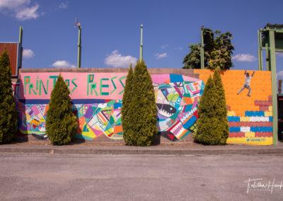 West End Nashville Murals 36